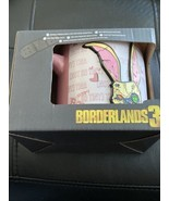 Official Borderlands 3 Tiny Tina 20 oz Metal Badge Mug - New in Original... - $34.64