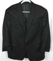 Ralph Lauren Mens Navy Blue Blazer Sport Coat 46R Jacket - $46.71