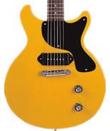 Tokai Love Rock Jr LP 56 Yellow Electric Guitar New Mahogany body Mahoga... - $325.00