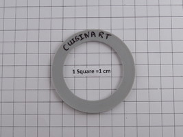 Cuisinart Blender Compatible Replacement Gasket ( 3 pack) - $6.50