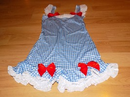 Adult Size Medium Large Leg Avenue Wizard of Oz Sexy Dorothy Costume Dre... - $28.00