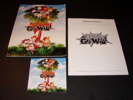 2003 RUGRATS GO WILD Movie PRESS KIT Folder, CD, Production Notes Nickel... - $18.99