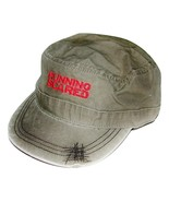2006 RUNNING SCARED Movie PILLBOX CAP, Painter's Hat Green Paul Walker NEW - $9.99