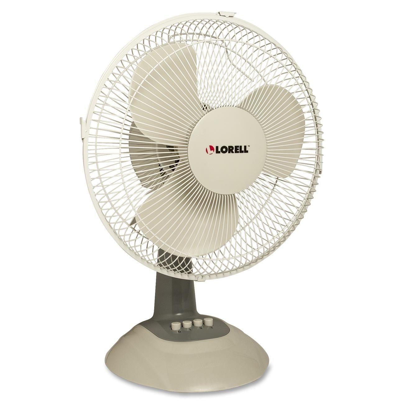 Windmere 7 Oscillating Fan : Small oscillating desk fan vintage windmere quot