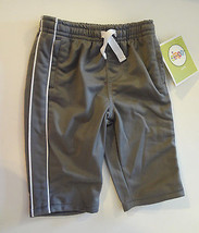Circo Infant  boys pants Athletic Color-Gray Size-6 Months NWT - $5.66