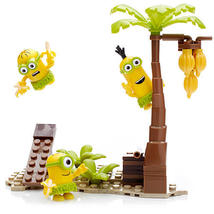 Mega Bloks. Minions Movie. Banana Island - $13.99