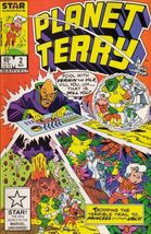 PLANET TERRY #2 (Marvel Comics) NM! - $5.00