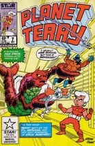 PLANET TERRY #7 (Marvel Comics) NM! - $5.00