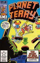 PLANET TERRY #9 (Marvel Comics) NM! - $5.00