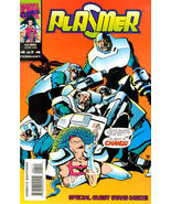 PLASMER #4 (Marvel Comics) NM! - $1.00