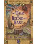 The Tales of Beedle the Bard by J. K. Rowling (2008, Hardcover) - $8.95