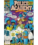 POLICE ACADEMY #3 (Marvel Comics) NM! - $1.50