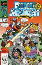 POLICE ACADEMY #6 (Marvel Comics) NM! - $1.50