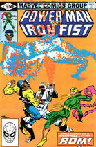 POWER MAN and IRON FIST #73 NM! - $5.00