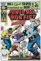 POWER MAN and IRON FIST #77 NM! - $5.00