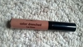 d2890ef7179 Laura geller color drenched lip gloss in milk shake nude - $13.99