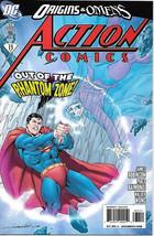 Action Comics Comic Book #874 Superman Dc Comics 2009 Near Mint New Unread - $3.99