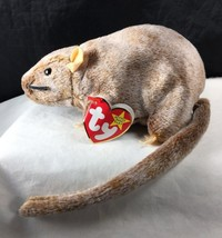 TY Beanie Baby TIPTOE RAT 1999 WITH Tag - $6.43