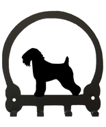 Soft Coated Wheaten Terrier Key Rack - $15.99