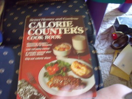 "Better Homes & Gardens ""Calorie Counters Cookbook"" circa 1970 - $12.00"