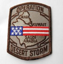 OPERATION DESERT STORM GULF WAR SAUDI IRAQ KUWA... - $4.69