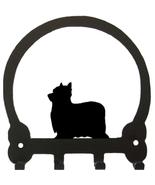Yorkshire Terrier Show Clip Key Rack - $15.99