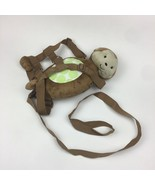 Carters Child of Mine Safety Harness 2 in 1 Leash Strap Brown Monkey w G... - $14.01