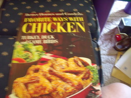 "Better Homes & Gardens ""Favorite Ways With Chicken"" Cookbook from 1967 - $12.00"