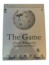 Cardinal Boardgame Wikipedia The Game About Everything  - Brand New Sealed - $18.46