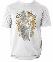Diver Motorcycle mens t shirt Garage Full Speed Cafe Racer garage motor S-3XL  image 6