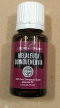 Young Living Essential oils  Melaleuca Quinquenervia 15 ML SEALED - $28.49