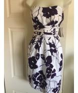 ~SNAP JUNIOR Women's SUMMER Purple White Tube T... - $19.99