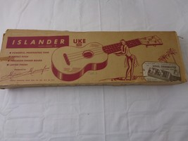 Vintage 1950's Maccaferri Islander Ukelele Instrument in Original box - $98.99