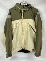 Mambosok Men's Jacket Size Large Olive Tons Of Pockets And Zippers Snow - $25.84