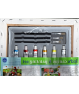 Kids Canvas and Paint Set - $6.95