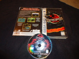 The Lost World: Jurassic Park Video Game (Sega Saturn, 1997) - $23.75