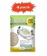 Breeze Pellets Refill Cat Litter, 7-lb 4packs - $74.35