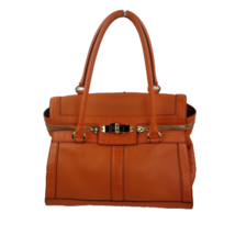 Max Mara Orange Margaux Tote Bag - $299.00