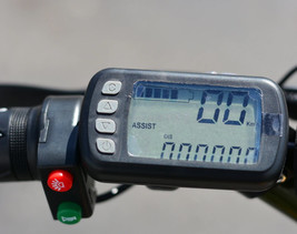 New LCD Display for Electric Scooter or E-Bike 60 Volt image 5