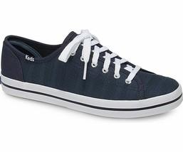Keds Womens Kickstart Eyelet Stripe Sneakers - $50.00
