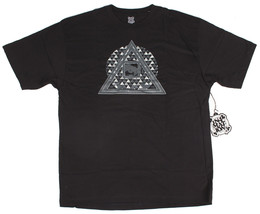 In4mation Hawaii Mens Black or White Live Evil Eye for an Eye NWT image 2