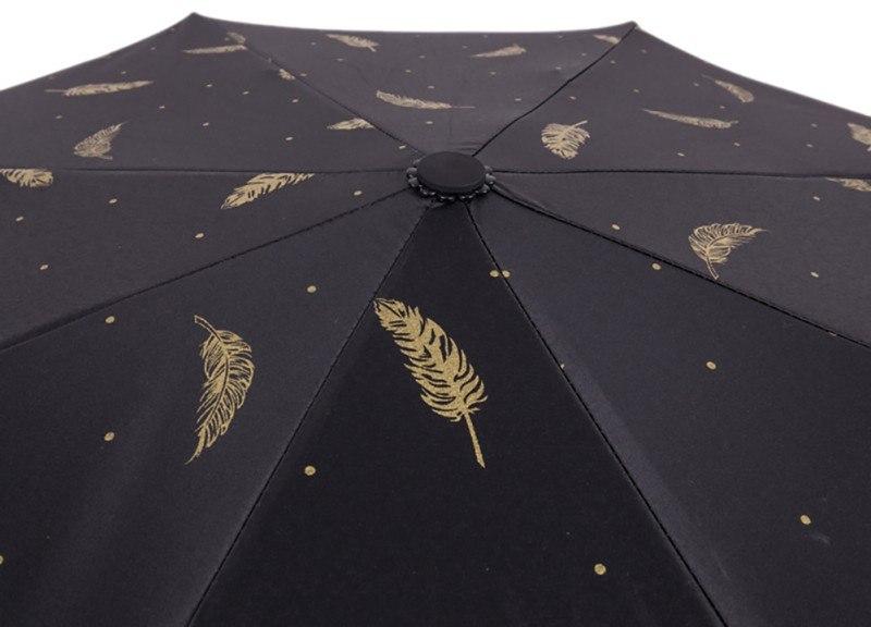 UV Protect Umbrella Mini Pocket Compact Folding Sun Rain Light Anti Small New Tr