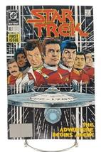 Star Trek #1 Volume 4 October 1989 DC Comics First The Adventure Begins ... - $0.99