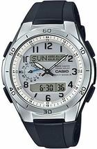 Casio Wave Ceptor WVA-M650-7AJF Multiband 6 Atomic Solar Mens Watch - $103.18
