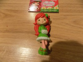 American Greetings Strawberry Shortcake Doll Holiday Christmas Ornament New - $14.00