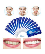 28Pcs/14Pairs Advanced Teeth Whitening Strips Stain Removal for Oral Hyg... - $9.99