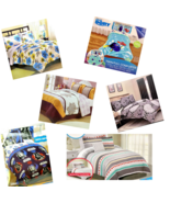 Comforters Sets Mainstays Bed Mix Twin Queen King Bedding New - $47.51+