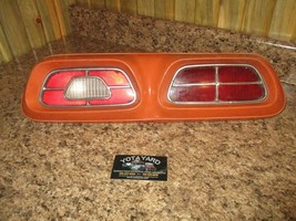 AS IS 73-77 FORD Mercury Comet 70-71 Cyclone RIGHT TAIL LIGHT ORANGE YOT... - $64.35