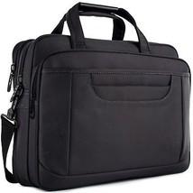 Laptop Briefcase Laptop Bag 15.6 InchBusiness Office Bag for Men Women S... - $34.77