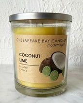 Chesapeake Bay Candle Modern Light Coconut & Lime Scent - 17 oz - $28.45